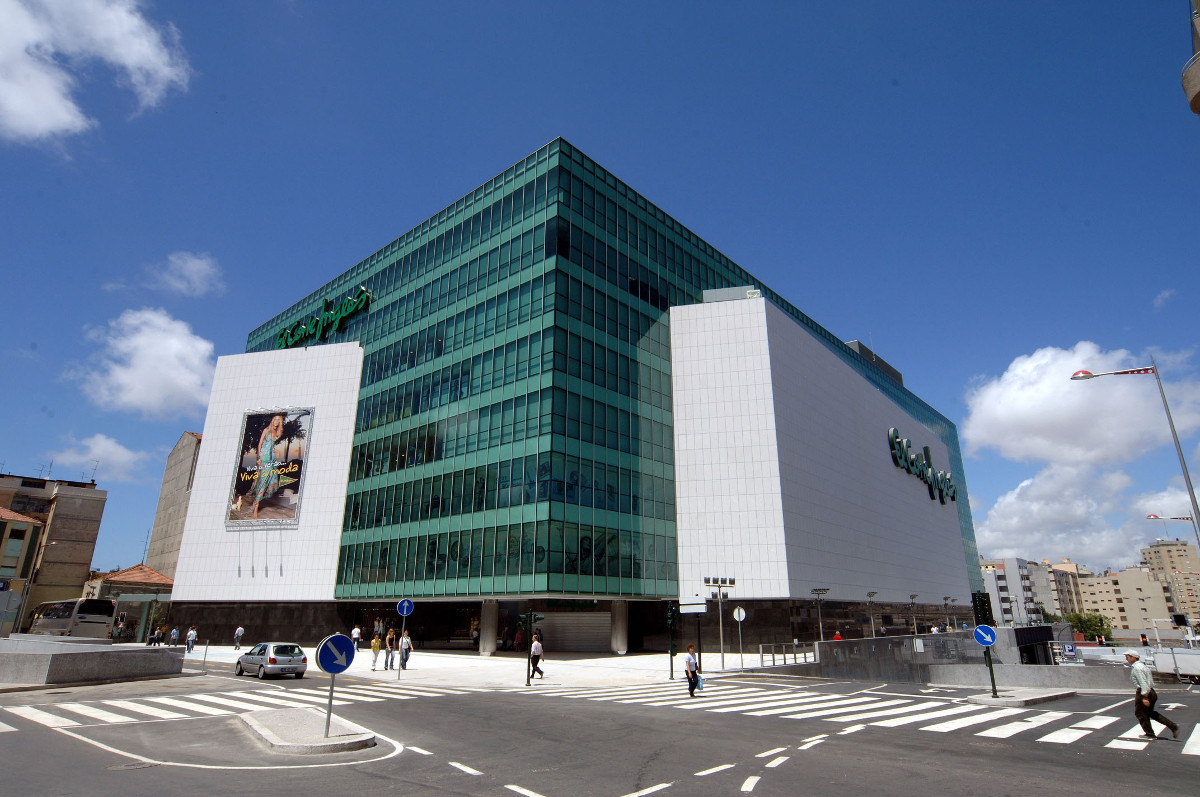 El Corte Ingl S Vila Nova De Gaia Mota Engil Engenharia