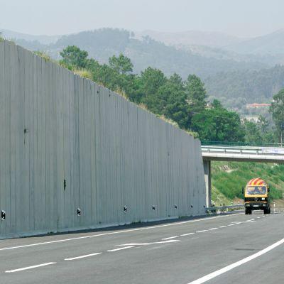 Muros prefabricados IC28