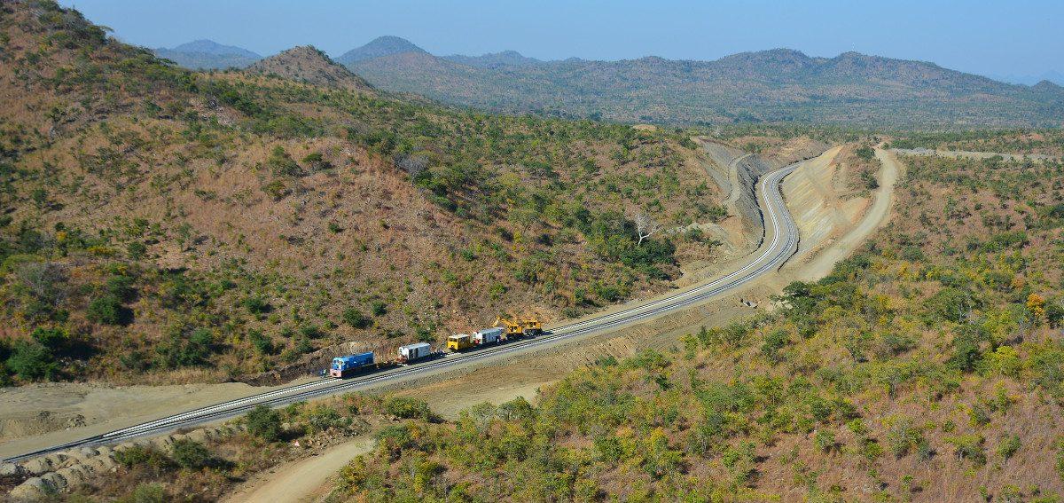 Corredor de Nacala, Malawi - Trabalhos Ferroviários